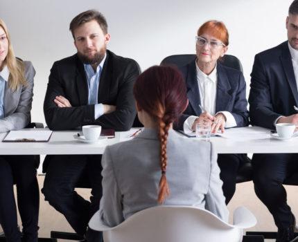 Rozmowa kwalifikacyjna – pokaż swe najlepsze strony