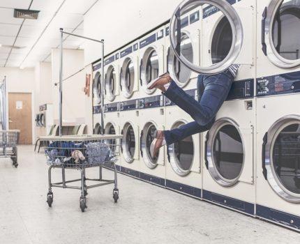 Obsługa klienta pralni i aktywna sprzedaż usług pralniczych